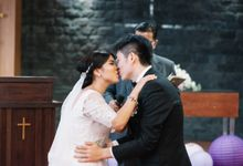 Church and Garden Reception - Hwee Ming & Kuria by Bitesize Visuals