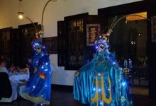 Performance by Cheong Fatt Tze - The Blue Mansion