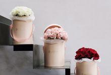 Signature Blush Boxes by Pollen & Petals