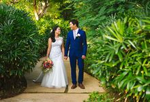 Amorita Resort Wedding by Lloyed Valenzuela Photography