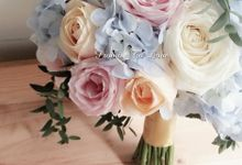 Bridal Bouquets for Weddings by Promise To Love