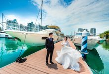 Sentosa Wedding Shoot by Mioo Photography