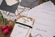 Vintage French-inspired Styled Shoot by Chere Weddings & Parties