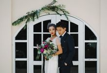 VINTAGE FRENCH-INSPIRED STYLED SHOOT by TheLittleBrush Makeup