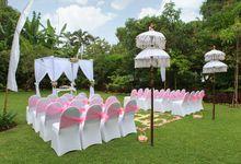 The Wedding of Kirsty & Bradley by Bali Wedding Vows