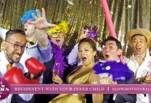 Brennan & Lily Wedding Party by BALI SLOW MOTION VIDEO BOOTH