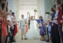 Brendan & Ashleigh Real Wedding Story by Tirtha Bali