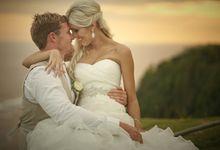 Brendan & Ashleigh Real Wedding Story by Tirtha Bridal