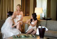 Wedding Preparation by Conrad Bali