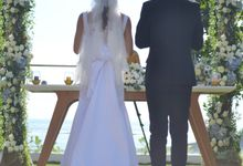 Sunsuke & Cory Wedding by Maya Sanur Resort & Spa
