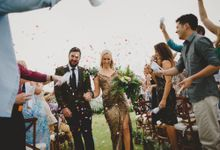 Wedding of Skye & Nicholas by Lily Wedding Services