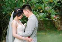 Wedding Megan & John by Lily Wedding Services