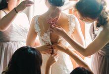 Wedding Megan & John by Lily Wedding Services