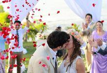 Wedding of Carolina & Jaime by Lily Wedding Services