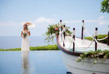 Water Wedding at Villa Tirtha by Tirtha Bridal
