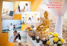Kay & Dayane 8 August 15 by Bali Exotic Wedding Organizer