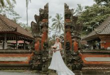 Bridal Portrait - EXPLORING A HIDDEN GEM by Sanga Story