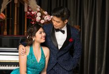 Bespoke Wedding Suits by Amos Marcus