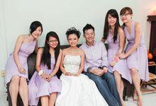 Gajen & Kwei Eng by Alangkaar Bridal Studio