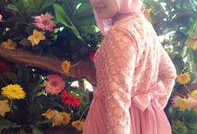 Gardenia Dress by Amertagallery