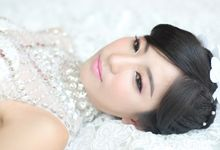 BRIDE PHOTOSHOOT by SufeiShaw Make Up Artist