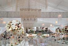 Wedding Reception MC at Ritz Carlton bali by MC Arief Senoaji