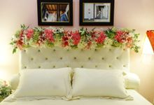 Lovely Room for Sweet Bride by Catalina Flora