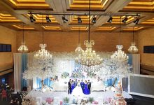 Angel & Miko Wedding 6 Nov 2016 by United Grand Hall