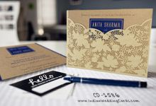 Latest Designer Collection Invitations are in Stores Now by IndianWeddingCards