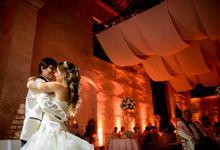 Wedding Caro y Kike by Pedraza Producciones