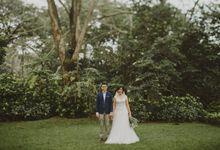 GLENN & JOY by Raffles Hills Cibubur - On Green Garden Venue