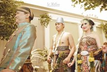 Dico & Chacha Wedding by Fairmont Jakarta