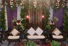 The wedding by Taqiy Islamic Wedding Organizer