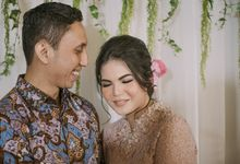 Cindya & Keisar Engagement by AKSA Creative