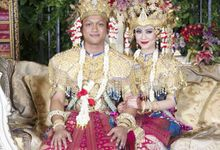 Cindy & Widi by Artea Event Organizer