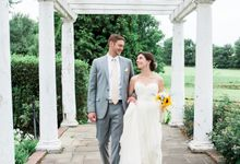 Summer Wedding at White Chimneys by Heather Errington Photography