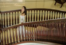 CHEESE WEDDING OVERSEAS PHOTOSHOOT by Rumah Luwih Beach Resort