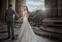 Jenn Fei & Carrie - Our Love Story Begins by Acapella Photography