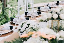 Wedding of Cliff & Merlyn by Apple Blooms Creation