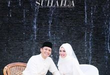 Hafriz & Suhaila - The Solemnization by Ministry Of Moment Brunei
