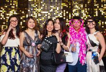 Photobooths for Actual Day Wedding by CHRISPPICS+