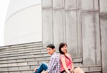 Sam Angel engagement II by Alanza Photography
