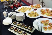 At your service by Imperia Catering Jakarta