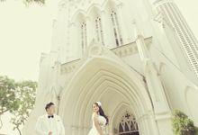 SINGAPORE PREWEDDING by Carol Bridal Photo