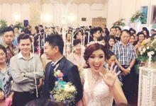 Candy and Dessy Wedding by Sugarbee Wedding Organizer