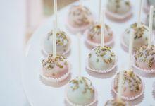 A Laduree-inspired fairytale wedding by Our Fairytale Wedding