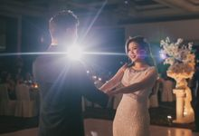 Modern Classic Wedding of Ash & Pei Shuen by The Peak Xperience