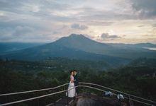 Chris & Carol Bali Pre-Wedding by Venema Pictures