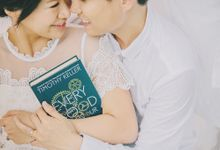 Pre wedding photography by Odelia Bridal