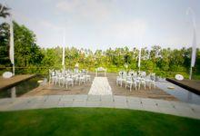 Wedding Venue by Kamandalu Ubud